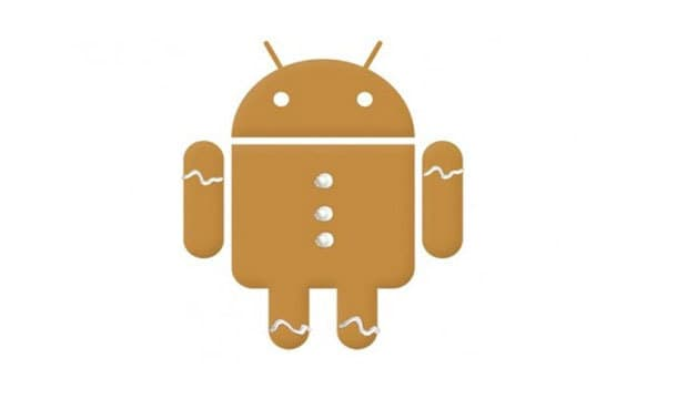 Android 2.3 Gingerbread