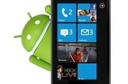 Перенос контактов с Windows phone